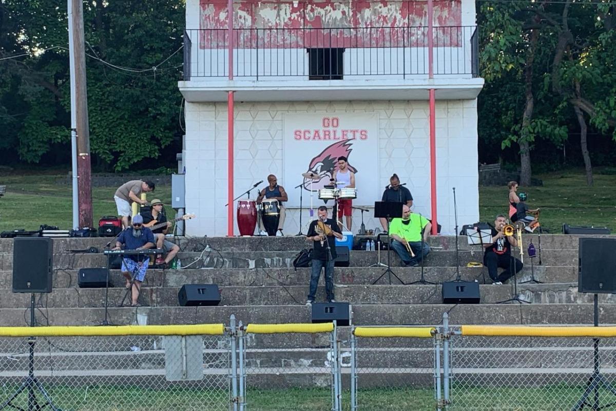 Larry's Latin Jazz Project - Week 2