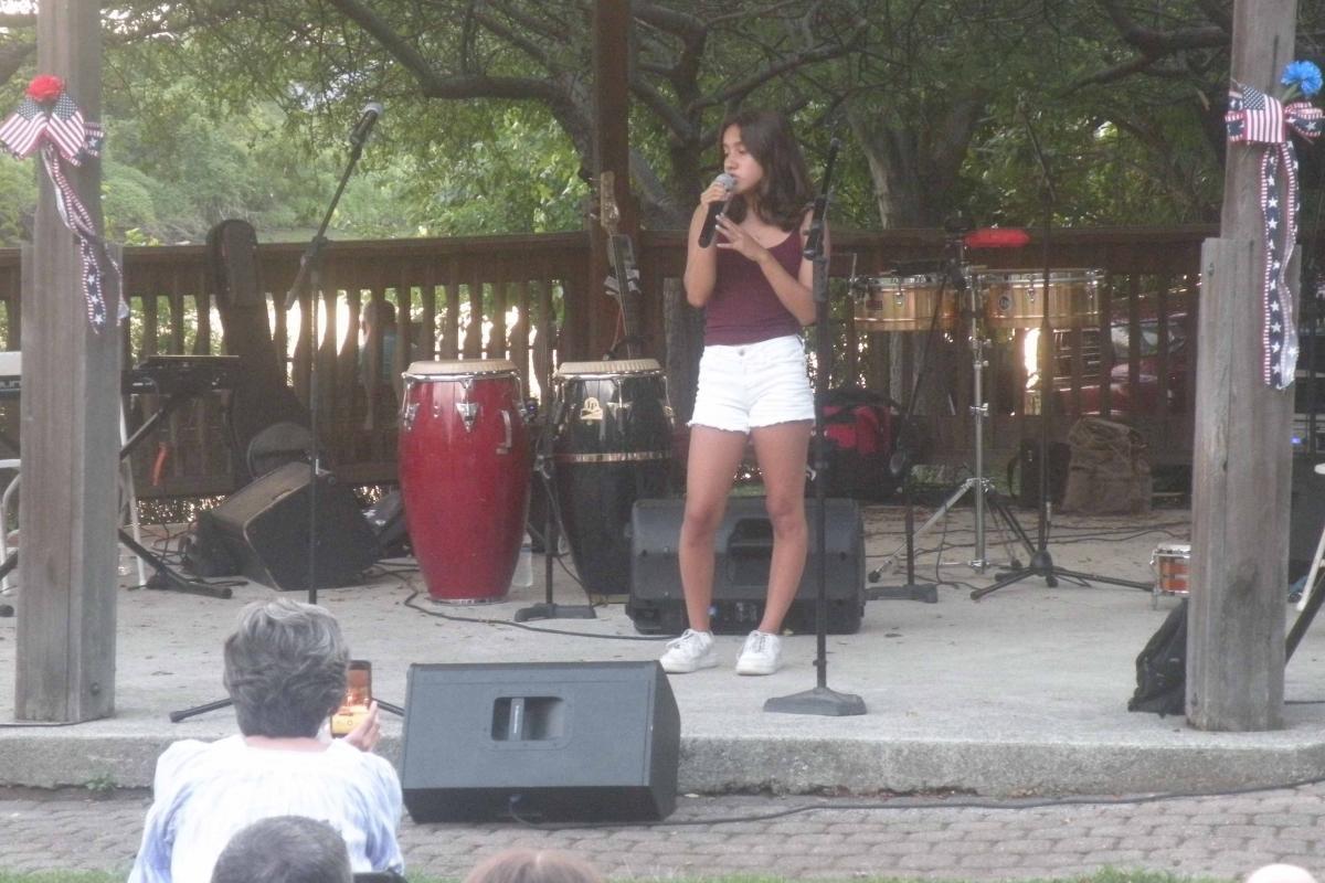 Larry Umaña & Friends - July 14 (McGowan Park)