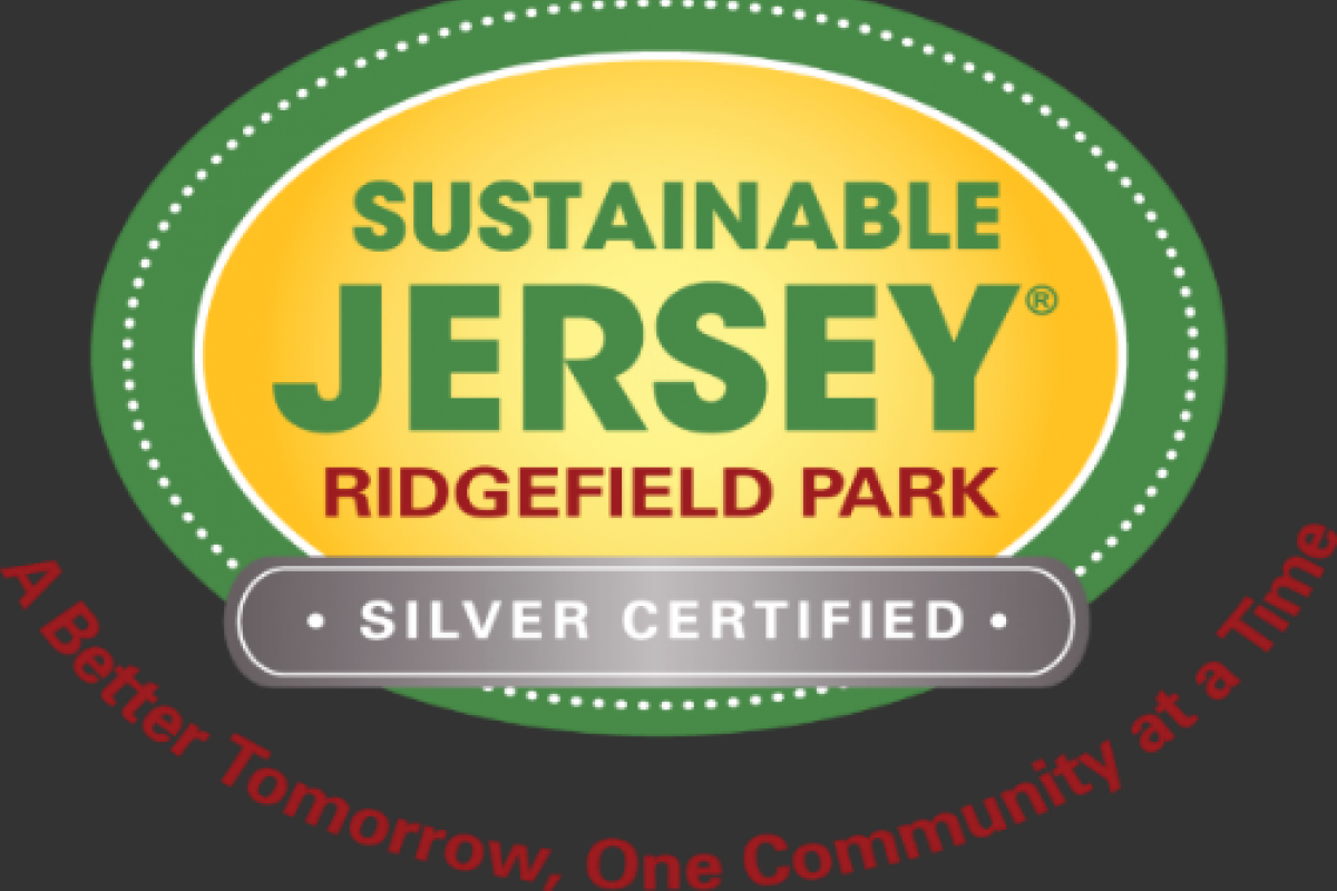 Sustainable Jersey Ridgefield Park Silver Certified