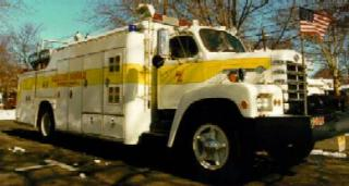 "OUR OLD ""WORKHORSE"" Truck – Retired in 1995"